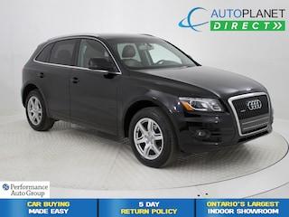 2012 Audi Q5 2.0T Quattro, Premium, Memory Seat, Bluetooth! SUV