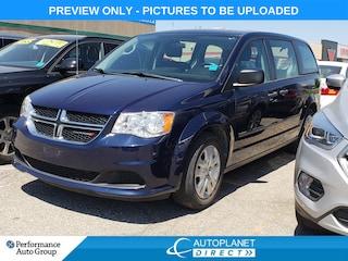 2013 Dodge Grand Caravan SE, Keyless, Clean Carproof! Van