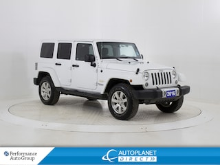 2014 Jeep Wrangler Unlimited 4x4, Navi, Hard Top, U-Connect! SUV
