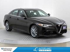 2017 Alfa Romeo Giulia AWD, Navi, Back Up Cam Remote Start! Sedan