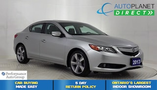 2013 Acura ILX Dynamic, Sunroof, Back Up Cam, Bluetooth! Sedan
