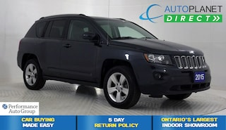 2015 Jeep Compass North 4x4, Bluetooth, Keyless! SUV
