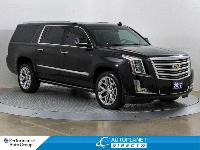 2017 Cadillac Escalade 4x4, Platinum Edition, Navi, New Tires! SUV