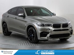 2015 BMW X6 M xDrive, Premium Pkg, Navi, Heads Up Display! SUV