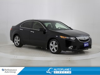 2013 Acura TSX Premium, Sunroof, Heated Seats, Bluetooth! Sedan