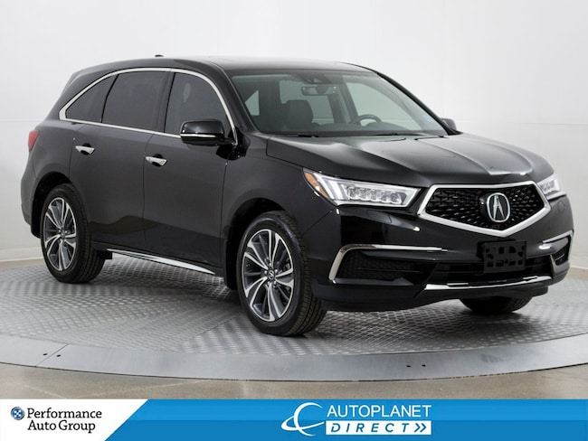 2019 Acura MDX AWD, Tech. Pkg, Navi, Back Up Cam, Remote Start! SUV