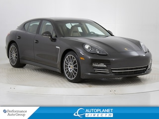 2013 Porsche Panamera Platinum Edition, Navi, Cooled Seats, Bose Sound! Hatchback