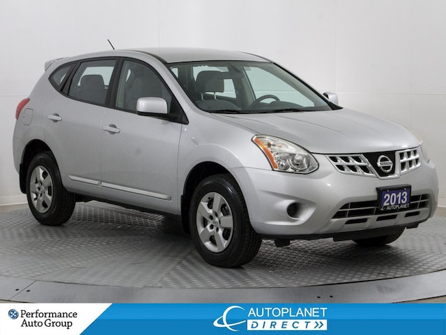 2013 Nissan Rogue S, Cruise Control, A/C, Ontario Vehicle! SUV