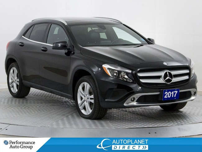 Used 2017 Mercedes Benz Gla Class For Sale At Auto Planet Vin