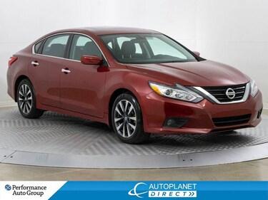 2017 Nissan Altima SV, Sunroof, Back Up Cam, Bluetooth! Sedan