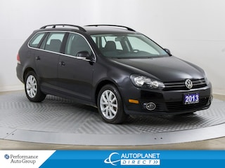 2013 Volkswagen Golf 2.0 TDI Comfortline, Heated Seats, Bluetooth! Wagon