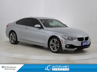 2015 BMW 428i xDrive, Moon Roof, Memory Seat, Heated Seats! Coupe