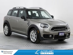 2018 MINI Cooper Countryman Cooper S AWD, Essential + Loaded Pkg! SUV
