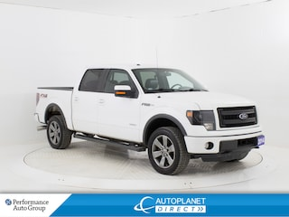 2014 Ford F-150 FX4 4x4, Navi, Back Up Cam, Memory Seat! Truck