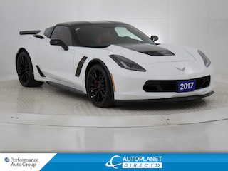 2017 Chevrolet Corvette LZ Z06 Supercharged, Navi, Carbon Fibre Roof! Coupe