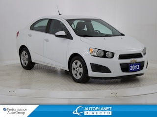 2013 Chevrolet Sonic LT, New Front Tires & New Brakes! Sedan