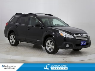2014 Subaru Outback 2.5i AWD, Navi, Back Up Cam, Sunroof! SUV