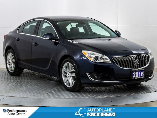 2016 Buick Regal Back Up Cam, Leather, New Tires/Brakes! Sedan
