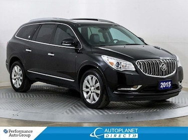 2015 Buick Enclave Premium Group, Sunroof, DVD, Sunroof! SUV
