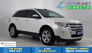 2013 Ford Edge SEL, Navi, Pano Roof, Back Up Cam!