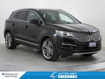 2015 Lincoln MKC AWD, Back Up Cam, Pano Roof, Heated/Cooled Seats! SUV