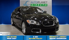 2011 Jaguar XF XFR Supercharged, Navi, Sunroof! Sedan