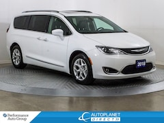 2018 Chrysler Pacifica Touring-L Plus, U-Connect Streaming + Tire Group! Van Passenger Van