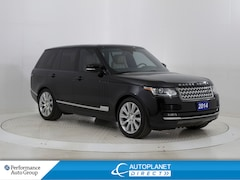 2014 Land Rover Range Rover V8 HSE Supercharged 4x4, Navi, Back Up Cam! SUV