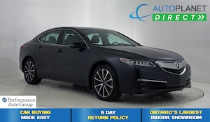 2015 Acura TLX V6 AWD, Back Up Cam, Sunroof, Bluetooth!