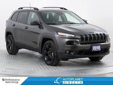 2018 Jeep Cherokee Limited High Altitude 4x4, Customer Preferred Pkg! SUV