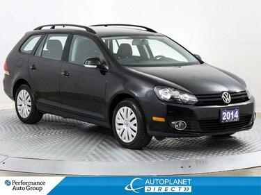 2014 Volkswagen Golf 2.0 TDI, Trendline Wagon, Heated Seats, Bluetooth! Wagon