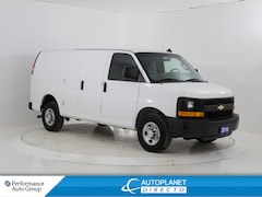 2016 Chevrolet Express 2500 SWB, OnStar, Clean Carproof, Ontario Vehicle! Minivan