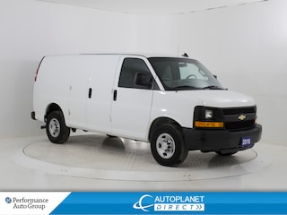 2016 Chevrolet Express 2500 SWB, OnStar, Clean Carproof, Ontario Vehicle! Minivan
