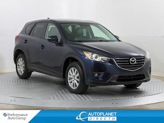 2016 Mazda CX-5 GS AWD, Navi, Moon Roof, Heated Seats! SUV