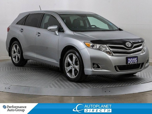 2015 Toyota Venza LE AWD, Back Up Cam, Bluetooth, Ontario Vehicle! SUV