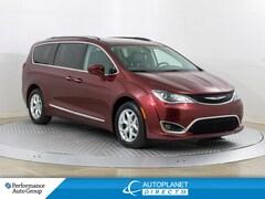 2017 Chrysler Pacifica Touring-L Plus, U-Connect Theatre + Tire&Wheel Grp Van Passenger Van