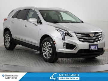 2019 Cadillac XT5 Luxury AWD, Back Up Cam, Pano Roof! SUV