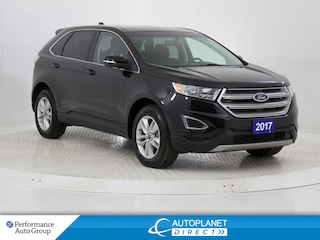 2017 Ford Edge SEL AWD, Back Up Cam, Intelligent Access Doors! SUV