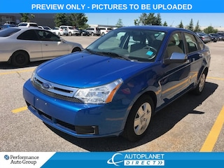 2010 Ford Focus SE, Heated Seats, Ontario Vehicle! Sedan