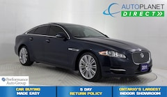 2011 Jaguar XJ XJ Supercharged, Navi, Back Up Cam! Sedan