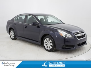 2013 Subaru Legacy AWD, Touring Pkg, Heated Seats, Bluetooth! Sedan