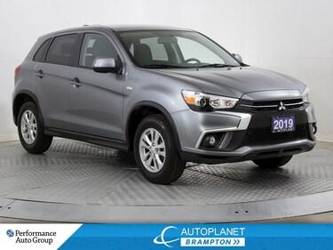 2019 Mitsubishi RVR SE AWD, Back Up Cam, Bluetooth, Keyless! SUV