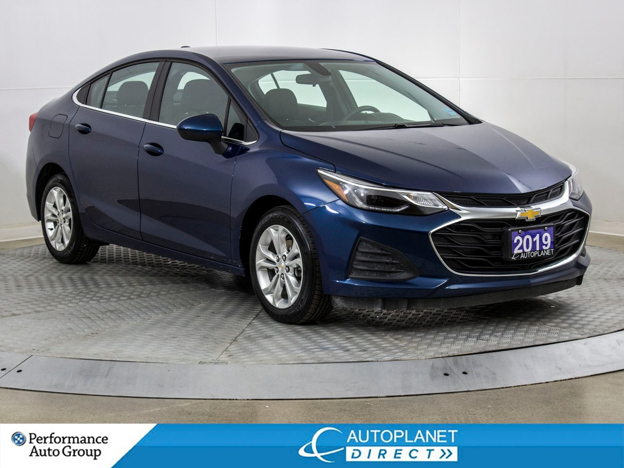 Used 2019 Chevrolet Cruze For Sale at Auto Planet | VIN