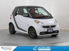 2015 smart fortwo passion, Glass Roof, Heated Seats, Alloys! Coupe