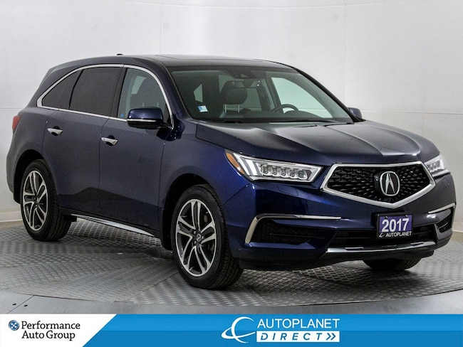 2017 Acura MDX AWD, Tech Pkg, Navi, Back Up Cam, Remote Start! SUV