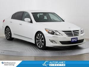 2012 Hyundai Genesis R-Spec, Sunroof, Memory Seats, Bluetooth!