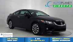 2015 Honda Accord EX-L, Navi, Moon Roof, Surround View Cam! Coupe