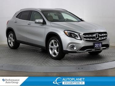 2018 Mercedes-Benz GLA 250 4MATIC, Navi, Pano Roof, Memory Seats! SUV