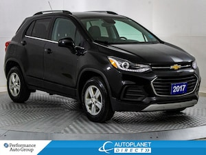 2017 Chevrolet Trax LT AWD, Back Up Cam, Apple CarPlay, Android Auto!