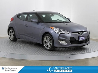 2016 Hyundai Veloster , Heated Seats, Bluetooth, Ontario Vehicle! Hatchback